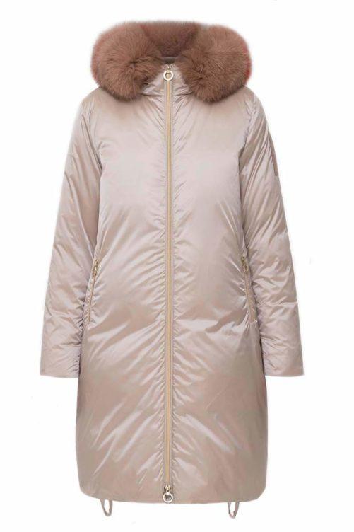 Пуховое пальто FLORENCE MODE