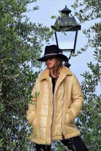 Куртка с альпака ADRIANO BARONI