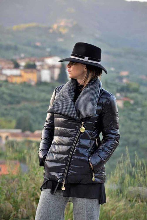 Пуховая куртка ADRIANO BARONI