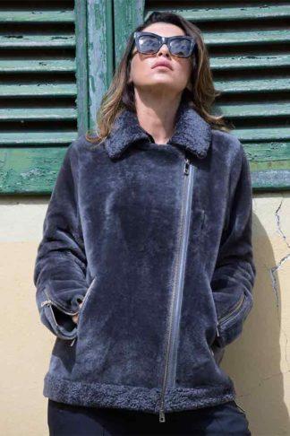 Куртка из мериноса ADRIANO BARONI