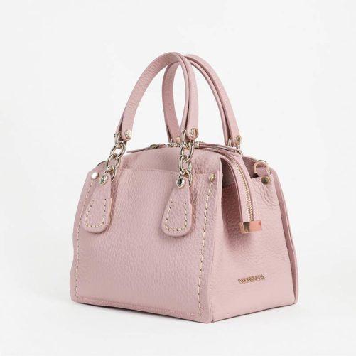 Розовая сумка GIRONACCI