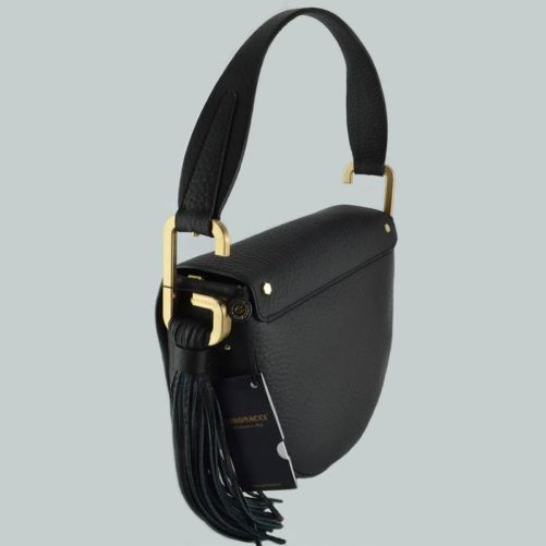 Кожаная сумка кросс-боди